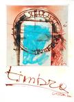 025 D 06 Del Donno Antonio, 2000, Italia, cartone, tecnica mista, 50x70 cm.