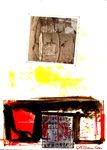 025 D 07 Del Donno Antonio, 2000, Italia, cartone, tecnica mista, 50x70 cm.