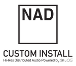 NAD Audio Logo