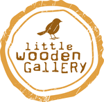 Logo Design - Little Wooden Gallery