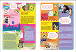 Bücherläusemagazin Nr. 2 Seite 6 und 7