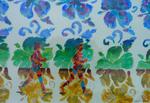 "Thomas Landt - ""Kampener Hauptstrand III"" - Aquarell auf Büttenpapier - 35x50 cm - 2014 - Sylt"