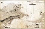 """1929 """"Plano de la Bahía y Puerto de Santander"""", por J. Alcina (dibujante) y J. J. Giradles (grabador)"""