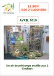 Gazette Avril 2019