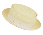 Lemon Straw Boater, Christy's Hats