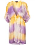 Tie Die Kaftan Cover Up, Topshop