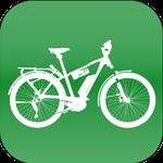Riese & Müller Trekking e-Bike in der e-motion e-Bike Welt Düsseldorf
