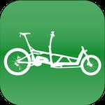 Riese & Müller Lasten e-Bike in der e-motion e-Bike Welt Fuchstal