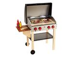 EI142 Houten barbecue