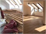 Dachgeschoß Sanierung
