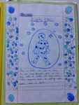 Drawing by Fairlight Primary School