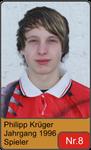 Philipp Krüger # 8