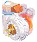 sinfín corona Citroen reductor grandes dimensiones