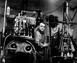 In der Abfüllfabrik