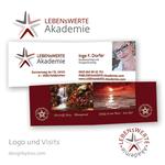 Logo und Visits