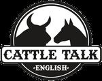 Cattle Talk - Rinder Treibekurse
