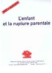 L'enfant et la rupture parentale