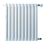 radiateur fonte chappée savane