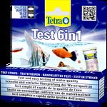 Tetra 6in1 Wassertest