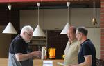Andreas Sander + Jörg Niedzwetzki 50 Jahre