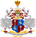 New nobility of the Netherlands 1885, Coat of arms De Graeff van Polsbroek