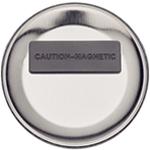 Badge magnétique