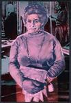 Hildegard Böttcher, Angeklagte ca. 70 x 100 cm