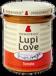 Veganer Bio Brotaufstrich aus Lupinen mit Tomate - als Aufstrich, auch ideal zum Kochen geeignet