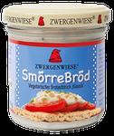 Vegetarischer Bio Brotaufstrich mit Gurken und Weizeneiweiß - pur aufs Brot oder schichtweise mit einem Salatblatt, Tomate, Gurke oder Tofu entsteht ein kleines essbares Kunstwerk