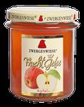 Bio Apfelgelee - als Aufstrich, als Nachtisch zu Pudding, in Eiscreme, für Biskuit und andere kleine Sünden