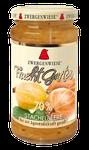 Bio Fruchtaufstrich Stachelbeere - Frucht-Aufstrich, auch ideal als Nachtisch zu Grießpudding, Eiscreme oder Kuchenfüllung geeignet
