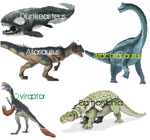 Dinosauriersammlung by T.Predator
