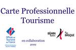 Carte Professionnelle Tourisme