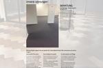 Kleine Website für Fußbodenleger