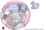 "Teddy & Birthday Friends 18"" - € 5,90"