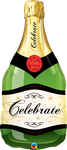 "Celebrate Bubbly Wine Bottle 39"" - € 12,90"