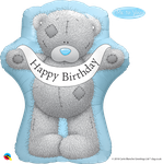 "Teddy Birthday Banner 36"" - € 12,90"