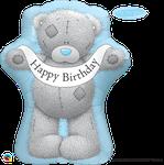 "Teddy Birthday Banner 36"" - € 12,90"