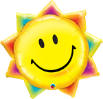 "Smiley Sunshine 35"" - € 12,90"