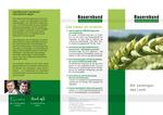 Einladung - Agrarischer Herbstauftakt, Rieder Messe