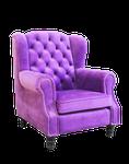 Кресло Лорд с пиковкой