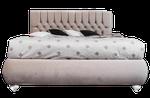 Кровать Верона DELUX на высокой опоре
