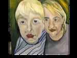 Kind vorne (90 x90)
