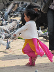 Dancing in Durba Square 2011
