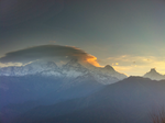 Sunriase at Ghandruk 2011