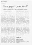 Kritik - Wiener Zeitung 19. März 2015