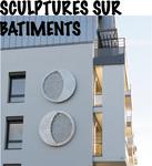 Sculptures, bâtiments et urbanisme