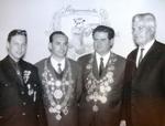 Schützenkönige 1965
