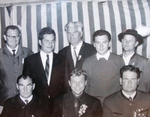Mannschaftssieger Gauschießen 1966