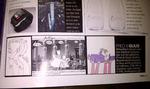 publicatie van illustraties voor Fred&Guus in de Linda